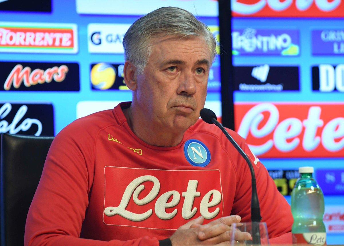 Il Napoli vola il Genoa: le parole di Ancelotti in conferenza ed i convocati azzurri