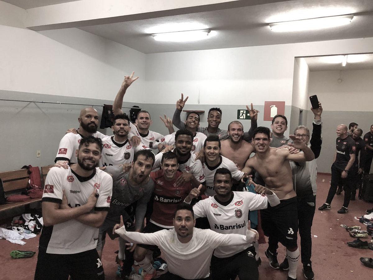 Em jogo morno, Brasil de Pelotas vence Boa Esporte e garante permanência na Série B