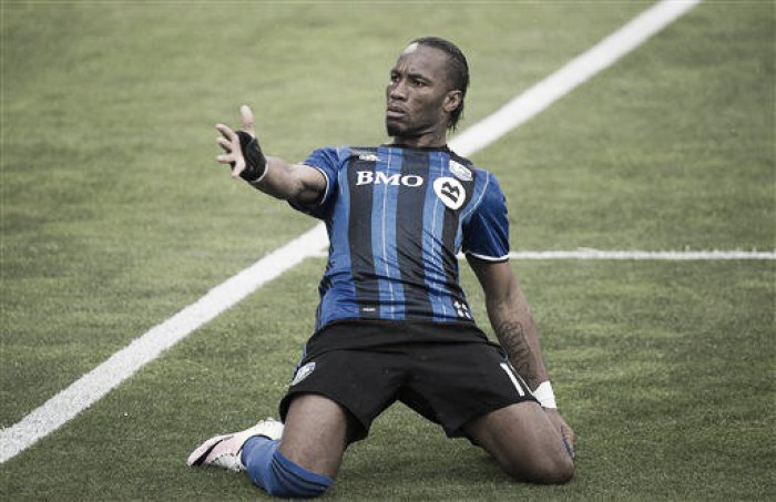 Montreal Impact draw Philadelphia Union 1-1 in clash of first - second in MLS Eastern Conference