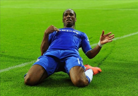 El Chelsea confirma la marcha de Drogba