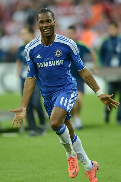 Drogba departs Chelsea