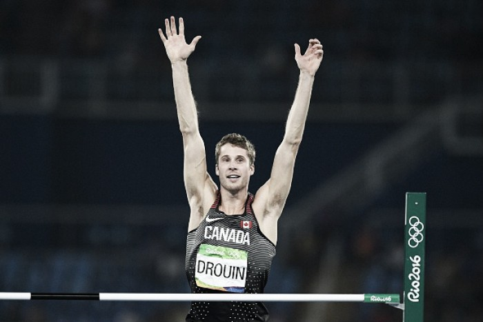 Rio 2016: Drouin perfection helps him to High Jump title, while Perkovic & Taylor reclaim field titles