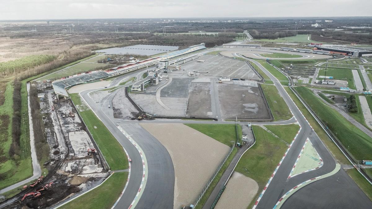 Circuito Holanda : Assen puede ser la sede del gran premio de holanda vavel