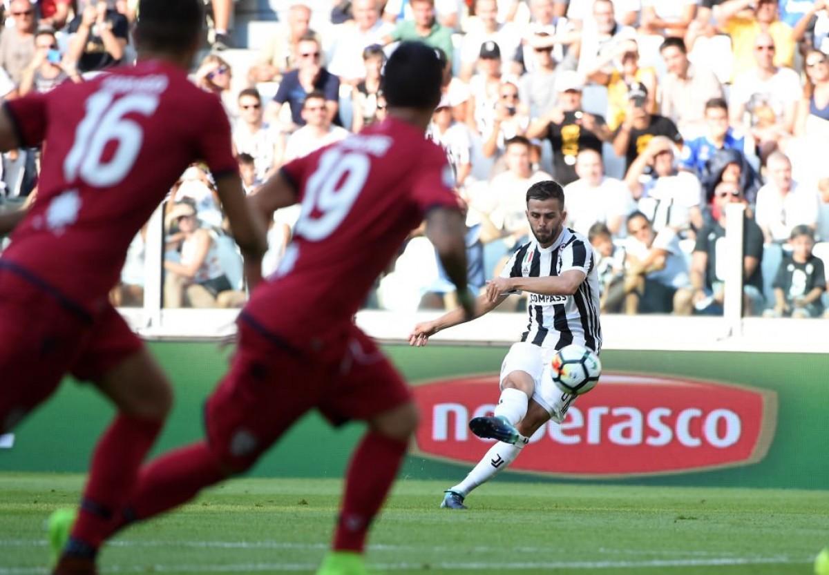 Juventus, Pjanic pronto a lasciare le punizioni a Dybala