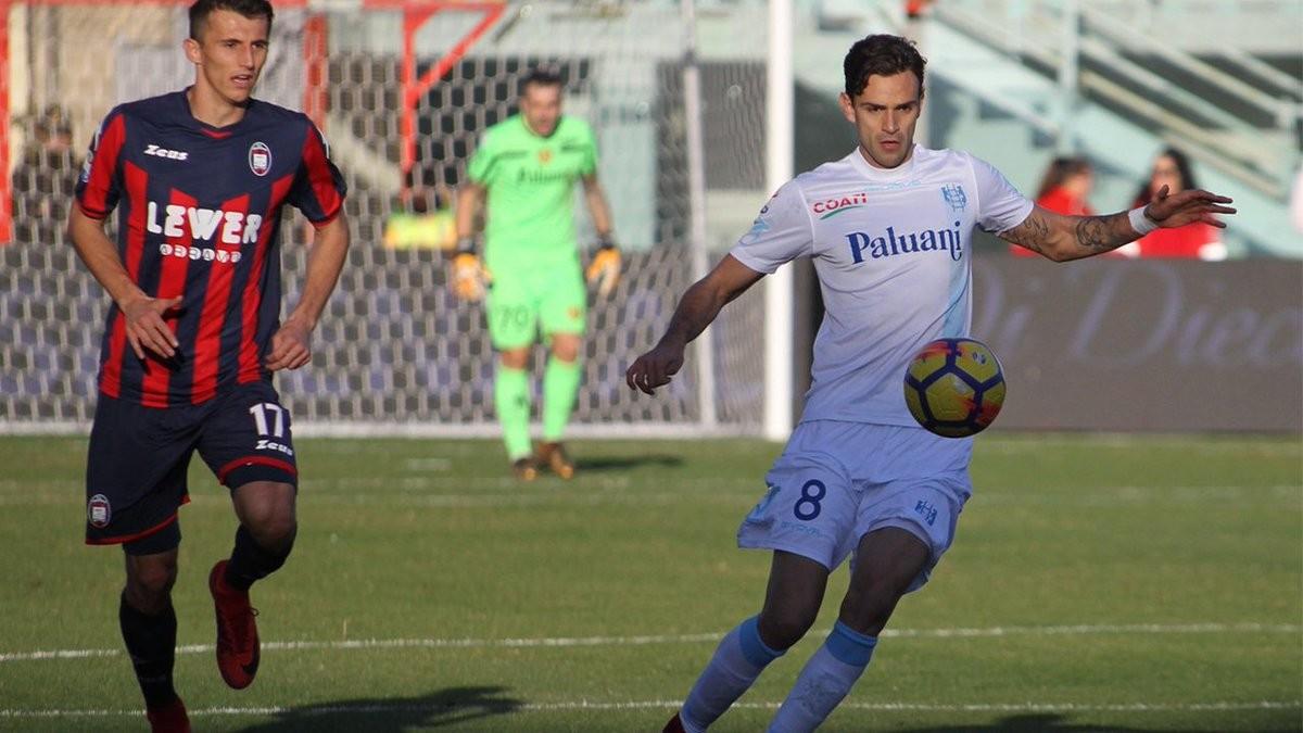 Serie A - Il Chievo si gioca la salvezza con il Crotone