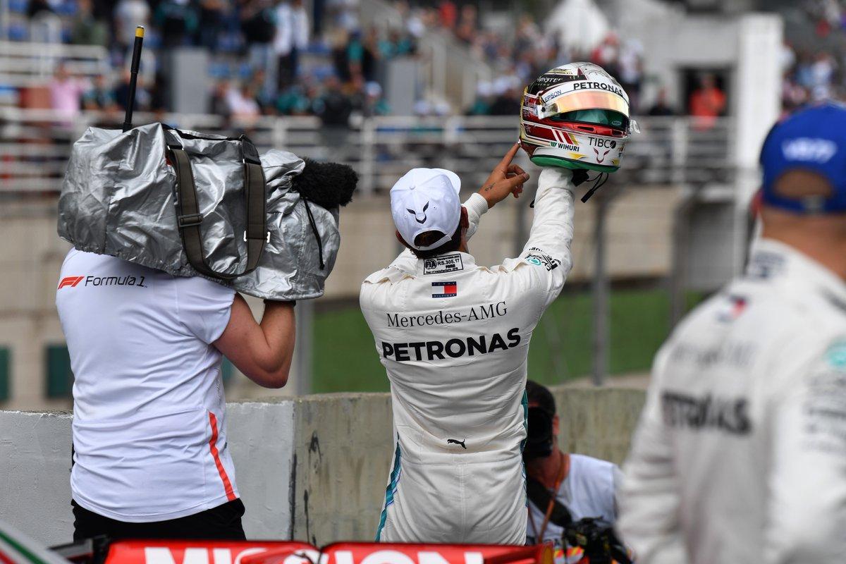 F1 - GP Brasile - Hamilton in pole! Vettel secondo