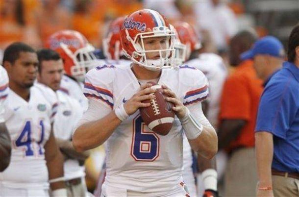 Driskel Leaves Florida-Missouri Game With Injury
