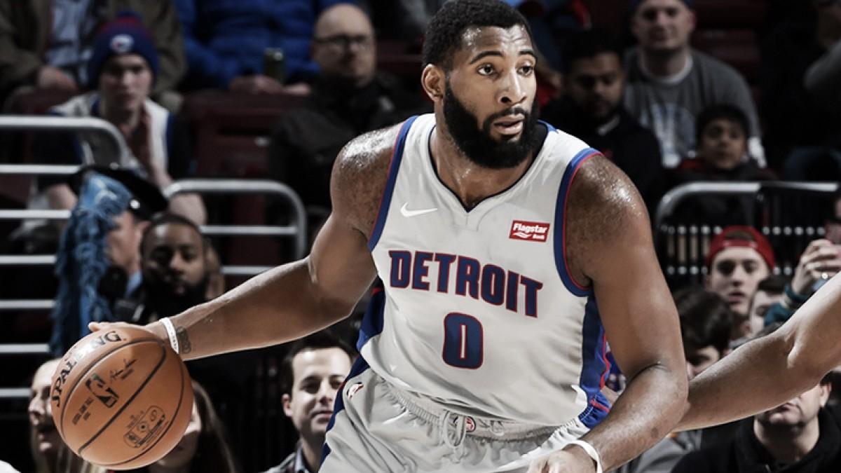 Drummond y Acy, sancionados por la NBA
