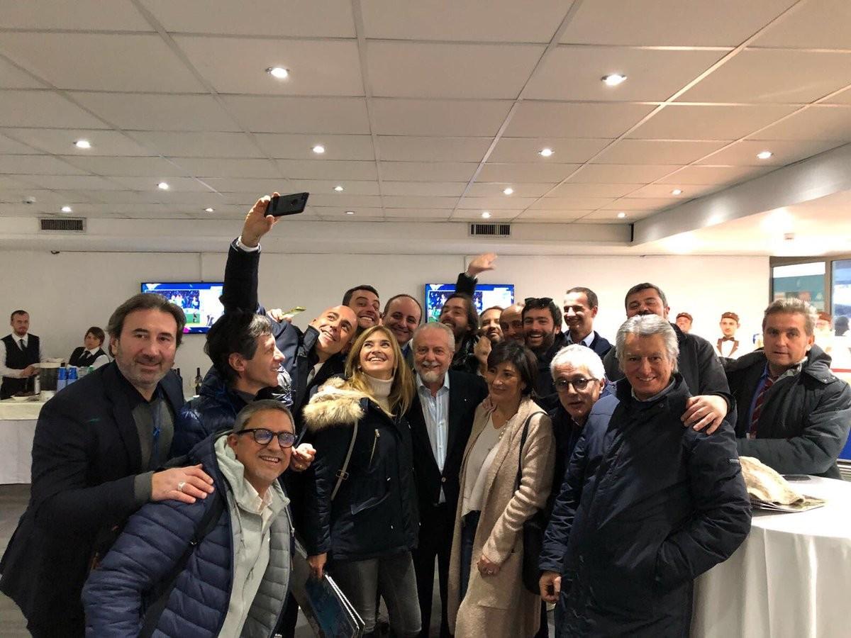 """Napoli - De Laurentiis non fa sconti: """"Su Hamsik e Sarri decido io"""""""