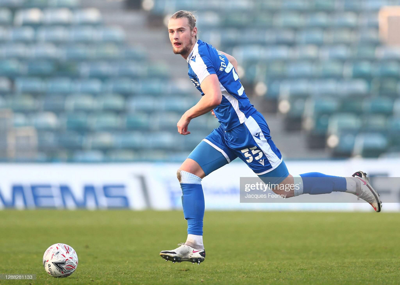 Declan Drysdale returns to Coventry City