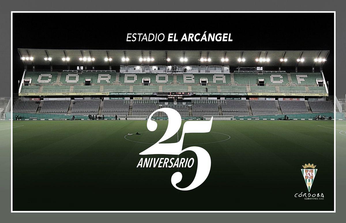 Aniversario del Nuevo Arcángel | Fotografía: Córdoba CF