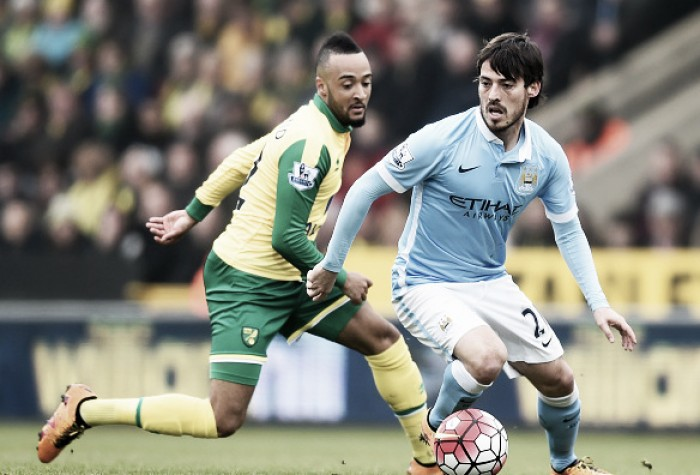 Norwich City 0-0 Manchester City: Player ratings on a frustrating afternoon for visitors