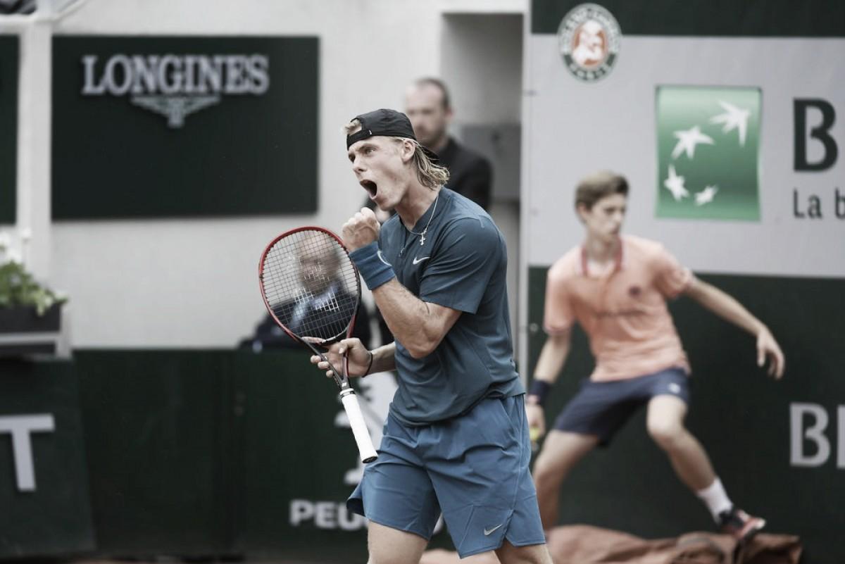 Roland Garros, vincono Cilic e Del Potro. Avanti Isner e Shapolavov
