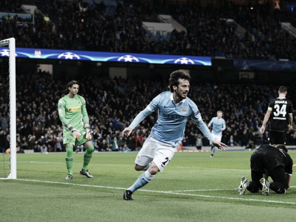 Manchester City 4-2 Borussia Mönchengladbach: Foals' fight for third ends at the final hurdle