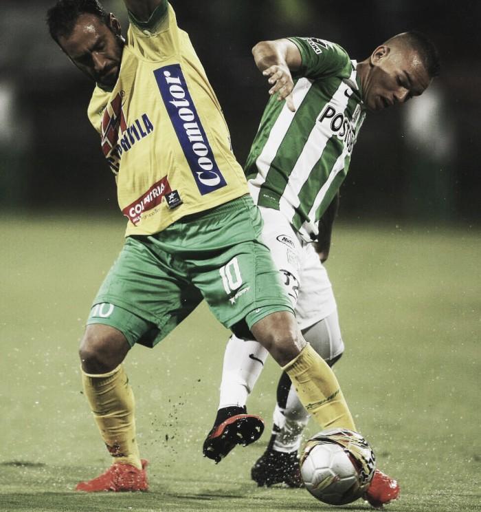 Mateo Fígoli no va más con el Atlético Huila