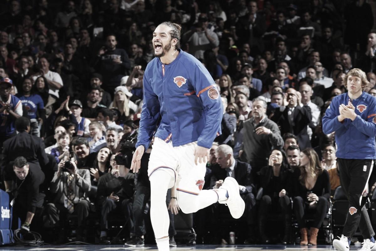 Los Knicks continúan intentando deshacerse de Noah