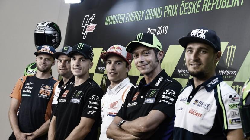 Rueda de Prensa del GP de la República Checa 2019