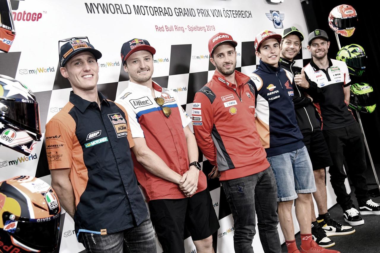 Rueda de Prensa del GP de Austria 2019
