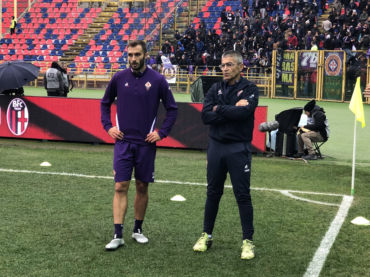 Bologna e Fiorentina si dividono la posta in palio: al Dall'Ara finisce 0-0