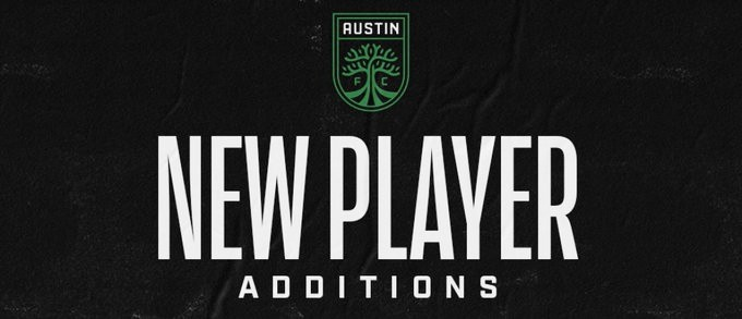 Austin FC comienza a reforzar la plantilla