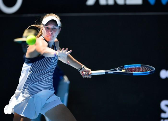 Sidney, la Giorgi sfida la Kvitova nel 2° turno