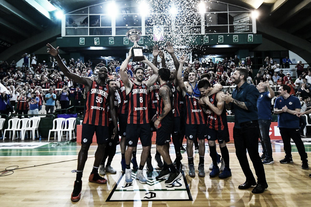 San Lorenzo es campeón de la Super Copa