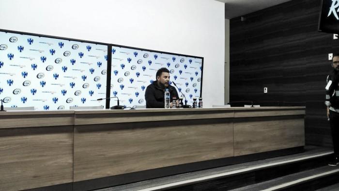 Consideró Antonio Mohamed como justo el resultado ante Morelia