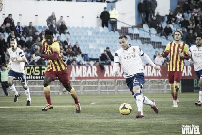 Resumen Real Zaragoza 1-1 FC Barcelona B en LaLiga123 2018