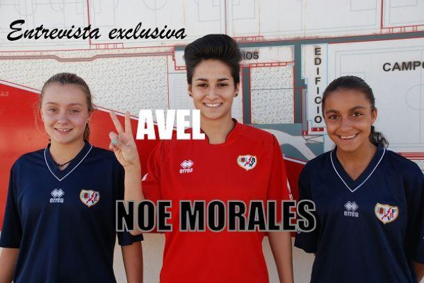 """Entrevista. Noe Morales: """"Dani Limones se interesó por mí y me dio la oportunidad de llegar al primer equipo"""""""