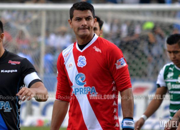 Alfredo Frausto asume los errores cometidos ante Santos