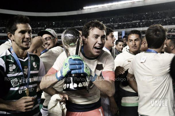 """Agustín Marchesín: """"Estamos con muchas ganas de revertir lo del pasado torneo"""""""