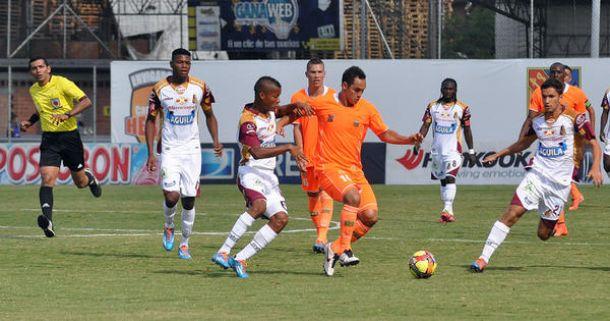Empate sin goles en el Polideportivo Sur