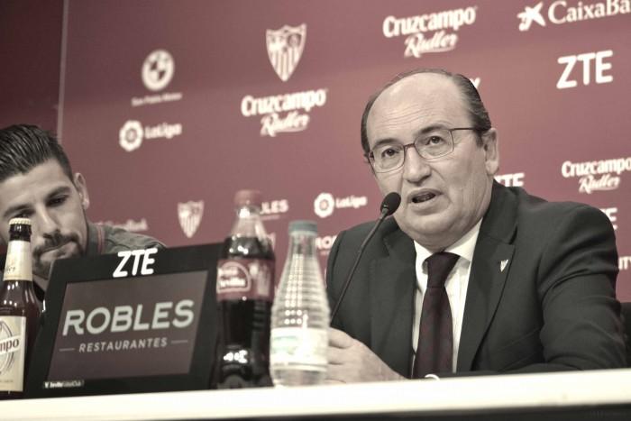 """José Castro: """"Jovetic no es una opción cerrada"""""""