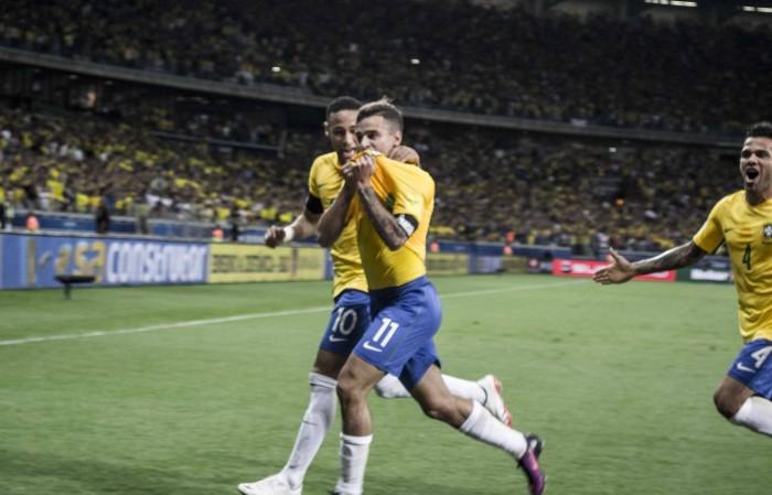 Neymar brilha, Brasil passeia contra Argentina no Mineirão e segue líder das Eliminatórias