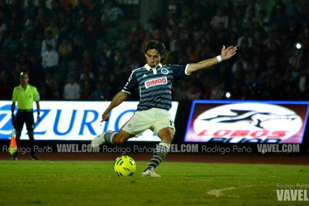 Destaca Fernando Arce la solidez defensiva de Chivas