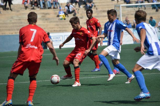 RCD Mallorca B - Atlético Baleares: choque de alta tensión