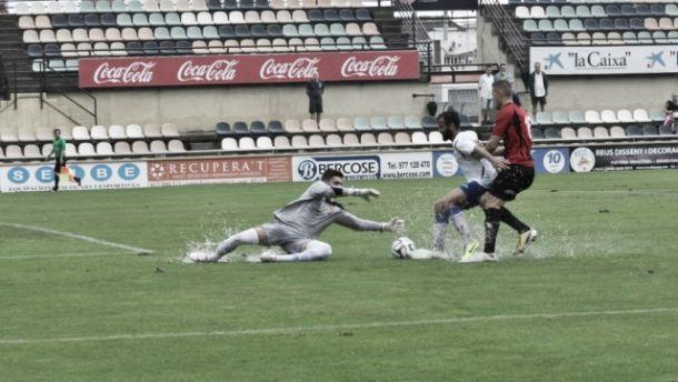 Al Real Zaragoza B se le resiste sumar fuera de casa