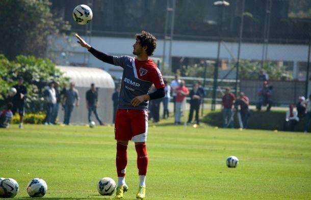 """Pensando em futuras negociações, Alexandre Pato declara: """"Tudo depende se eu aceitar"""""""