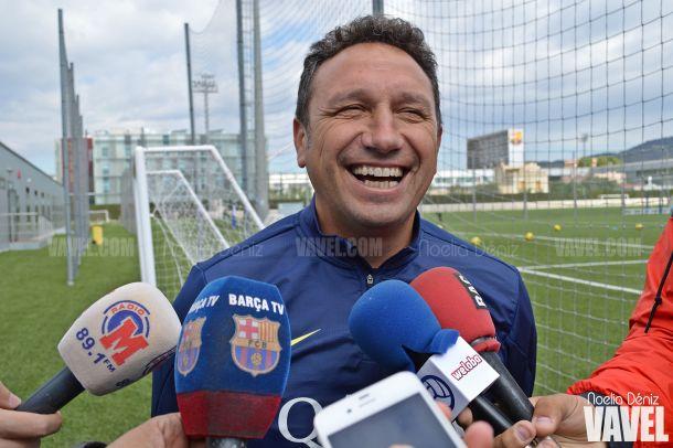 """Eusebio: """"Siempre he tenido la confianza del club"""""""