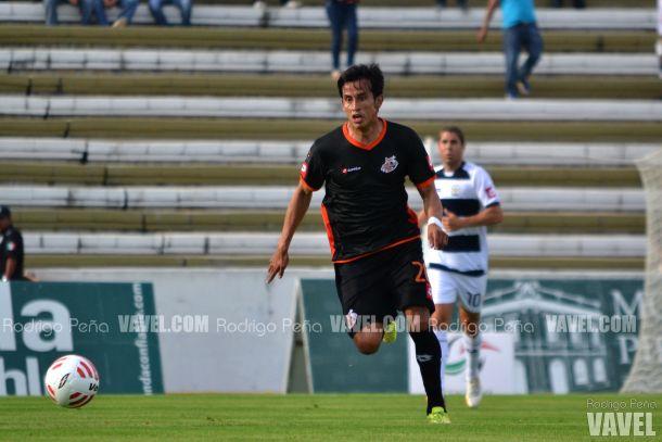 Braulio Godínez espera que su lesión no sea de gravedad