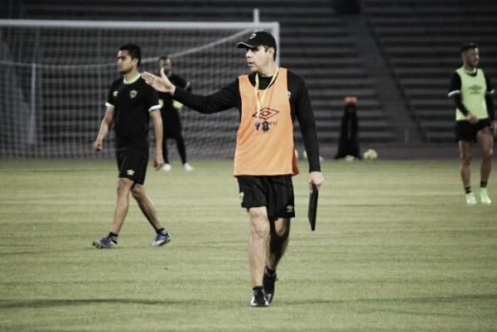 """Miguel Fuentes: """"Tenemos que meter goles en casa"""""""