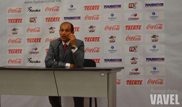 """Héctor Medrano: """"Es complicado en pocos días cambiar la idea que uno busca"""""""