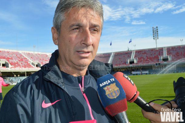 "Vinyals: ""Este partido nos coge en un buen momento"" - Vavel.com"