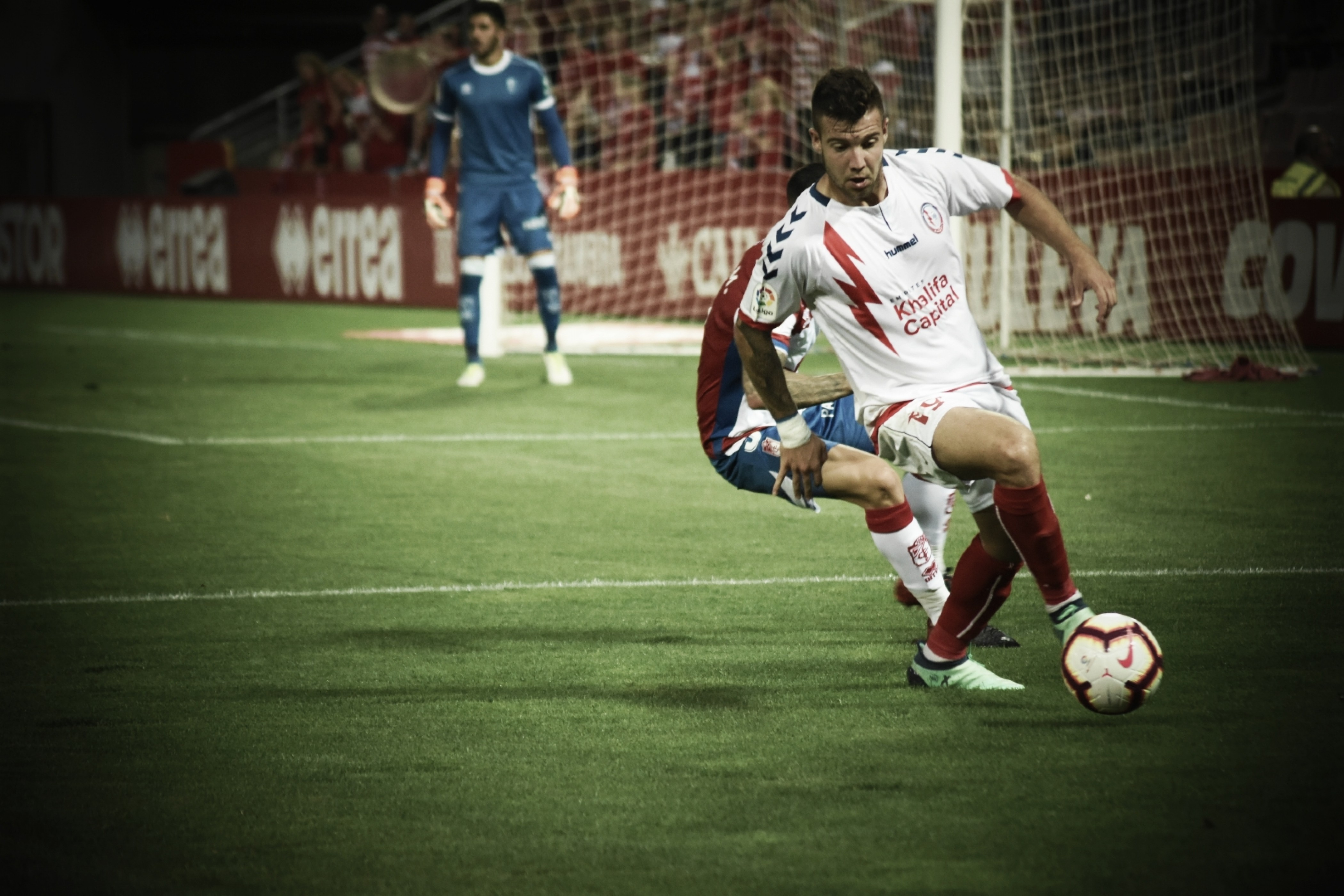 El Rayo Majadahonda cae goleado frente al Granada