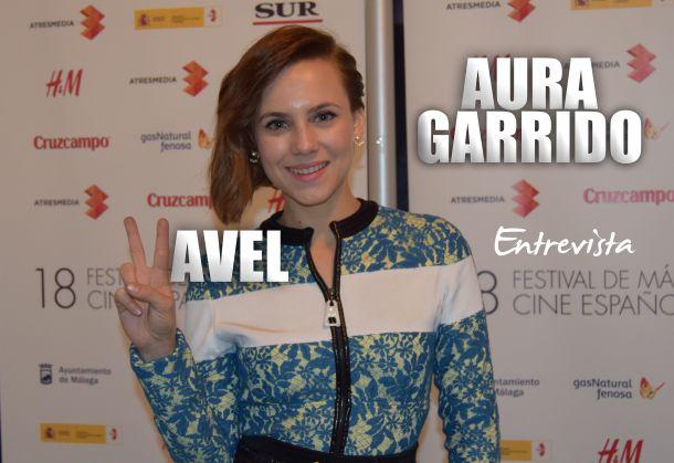 """Entrevista. Aura Garrido: """"Asesinos Inocentes no deja tregua al espectador"""""""