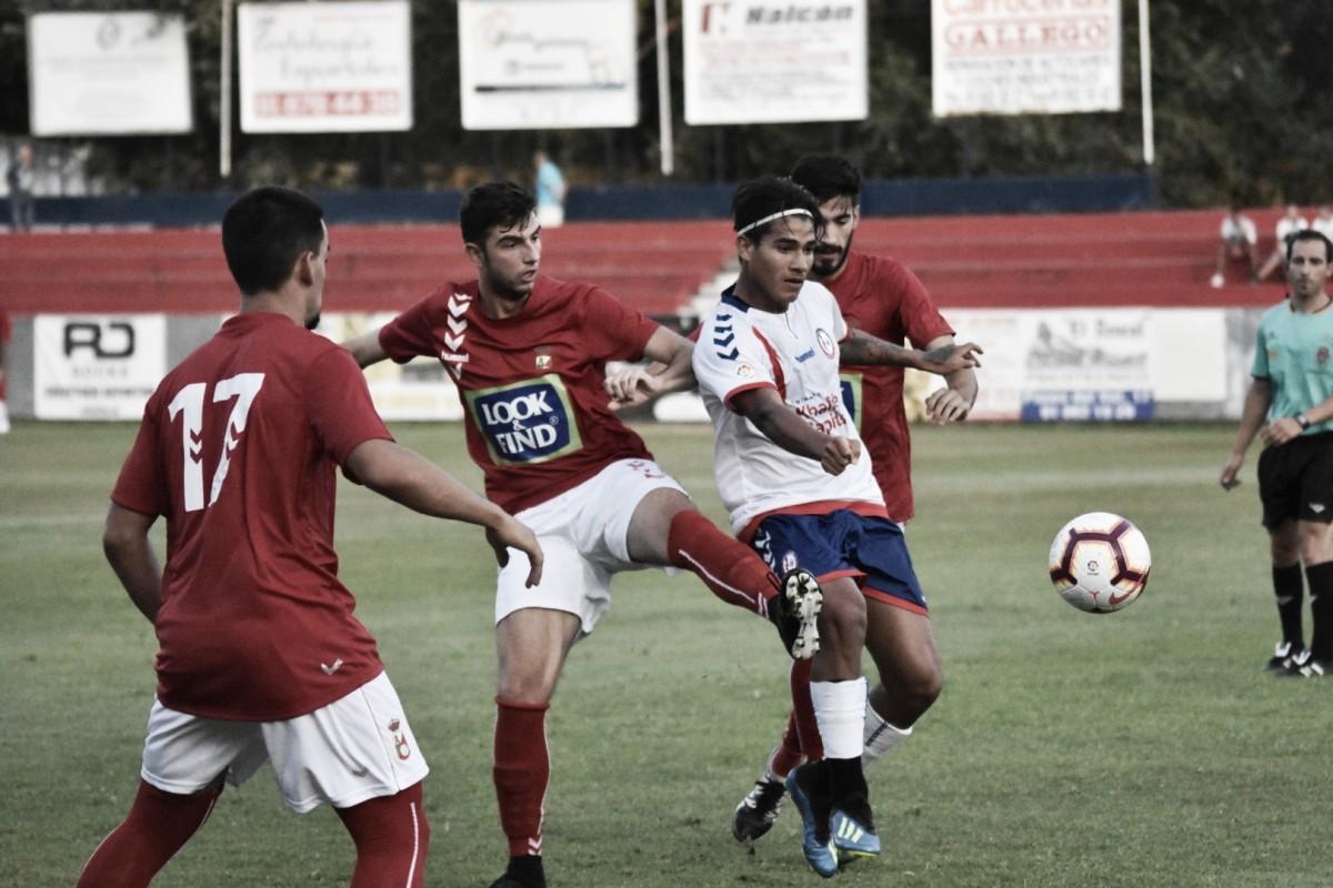 El Rayo Majadahonda gana al Alcalá en los penaltis