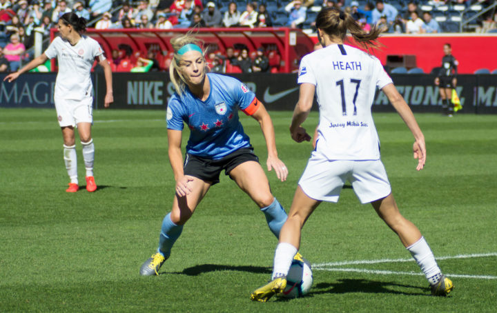 Chicago Red Stars vs Portland Thorns FC Preview: The Red Stars searching for their first playoff win