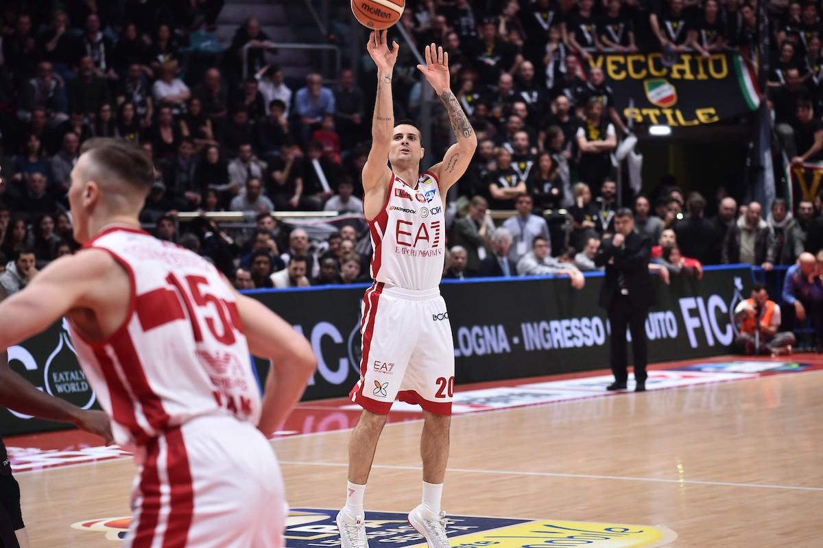 Legabasket Serie A - Si inizia con Milano - Trento, domani Venezia ospita Cantù