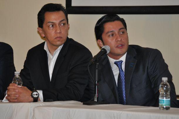 """Carlos López: """"Estoy orgulloso de poder formar parte de una institución como Puebla"""""""