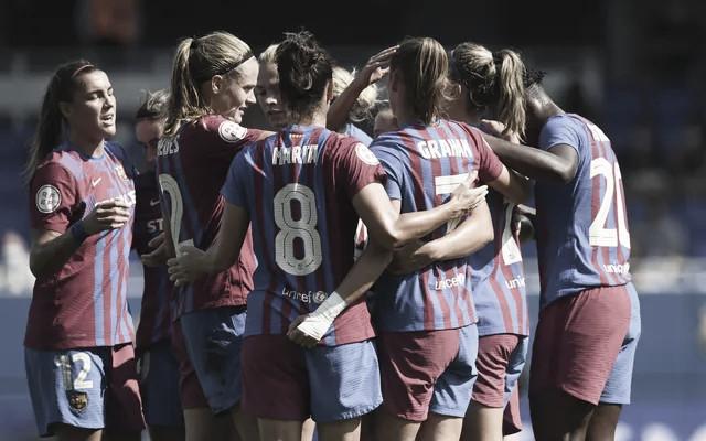 Festival de fútbol del Barça Femení en el Johan Cruyff